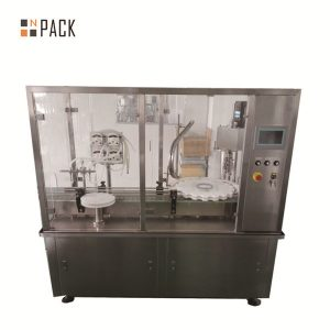 40-1000ml to'liq avtomatik raqamli boshqaruv elektron suyuqlik to'ldirish mashinasi